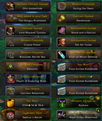 wow addon LS: Toasts