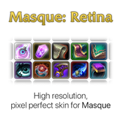 Masque: Retina