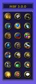 wow addon Minimap Button Frame