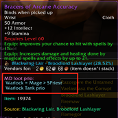 MOAR DOTS Loot Priority Tooltip