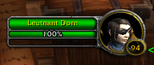 wow addon Mouseover Portrai