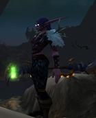 Mute Bodyguard: Thisalee Crow