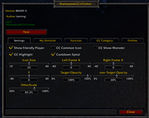 wow addon NameplateCCnTrinket