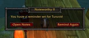 Noteworthy II