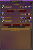 wow addon Pet Party