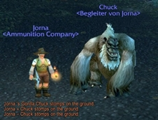 wow addon PetEmote