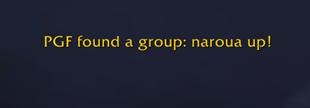 Premade Group Finder