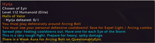 QE Dungeon Tips