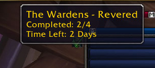 wow addon QuestBuster