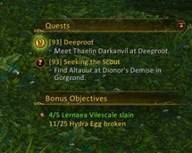 wow addon Quester