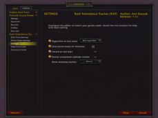 Raid Attendance Tracker — (RAT)