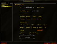 Raid Buff Tracker