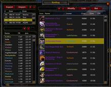 wow addon Raid Tracker — Stormforged