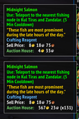 wow addon RECrystallize — Auction House Scanner