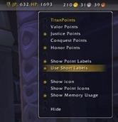 Scoreboard (Titan Points)