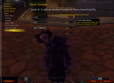 wow addon Semi Tip