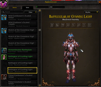 wow addon SetCollectionUngroup