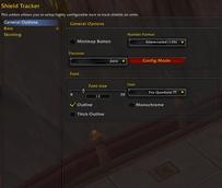 wow addon Shield Tracker