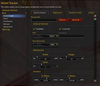 Shield Tracker