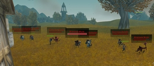wow addon Show Nameplate Hit Box