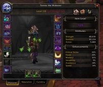 wow addon Simple Item Levels