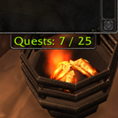 Simple Quest Counter