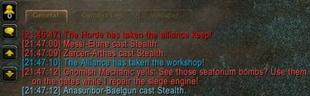 Stealth Alerter