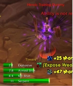 wow addon Timers