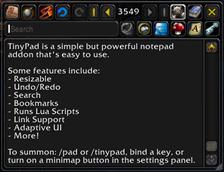 TinyPad