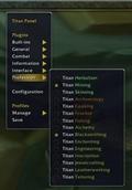 Titan Panel [Alchemy]