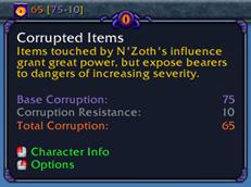 wow addon Titan Panel [Corruption]