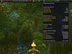 wow addon Titan Panel
