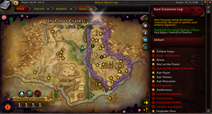 TomCat's Tours: Uldum and Vale of Eternal Blossoms [ADDON MOVED — see description]