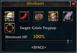 wow addon UltraSquirt