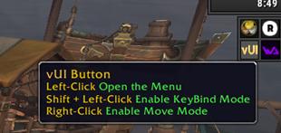 vUI Minimap Button