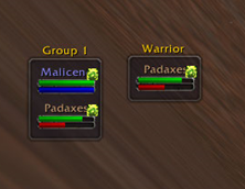 Warlock Healthstone Tracker — BlizzUI