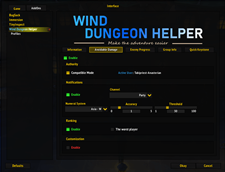 Wind Dungeon Helper(WDH)