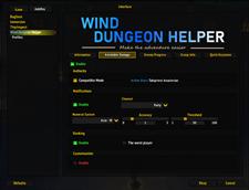 wow addon Wind Dungeon Helper(WDH)