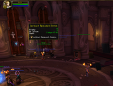 wow addon Work Order Tooltips