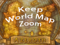 wow addon World Map Zoom Fixer