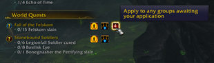 wow addon World Quest Assistant