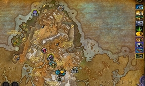 wow addon WorldPlan