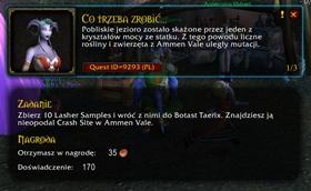 WoWpoPolsku-Quests